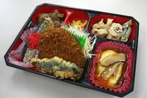 企業様向給食弁当の一例