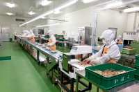 HACCP認証取得工場